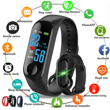 Smart Band Pulseira Fitness