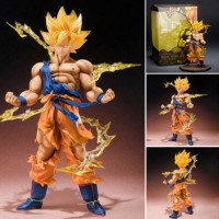 Boneco Dragon Ball Z Super Saiyan Goku