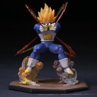 Boneco Dragon Ball Z Super Saiyan Vegeta